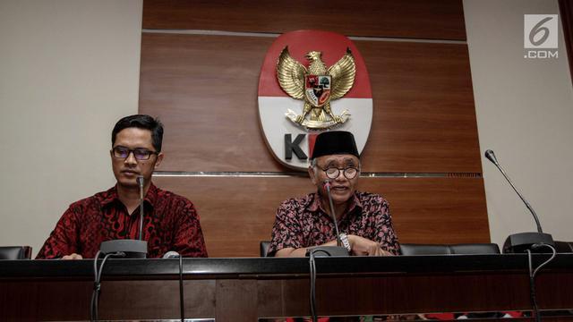KPK : Guru Dan Kepsek Pemalsu Kwitansi Dana BOS Penjara Seumur ...