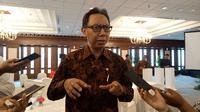 Anggota Dewan Komisioner OJK Bidang Edukasi dan Perlindungan Konsumen, Tirta Segara (Dok Foto: Merdeka.com/Yayu Agustini Rahayu)