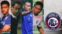 Arema FC - Orbitan Arema Yang Pernah Jadi Andalan Indonesia (Bola.com/Adreanus Titus)