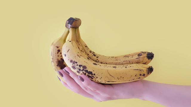 pisang terlalu matang