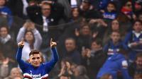 Gelandang Sampdoria, Lucas Torreira.