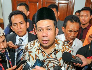 20160503-Fahri Hamzah Lakukan Mediasi dengan PKS di PN Jaksel-Jakarta