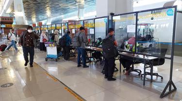 Rapid test antibodi tak berlaku di Bandara Soetta saat Libur Natal dan Tahun Baru