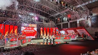 Pagelaran Ekshibisi Esports PON XX Papua 2021 Usai, Jumpa Lagi di Sumatra Utara dan Aceh