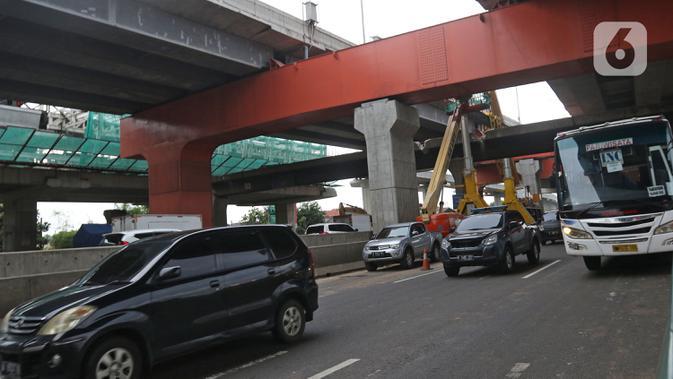 Jasa Marga Buka Kembali Jalan Tol Jakarta-Cikampek Elevated