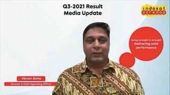 Indosat Masih Tunggu Persetujuan Spektrum Frekuensi Setelah Merger