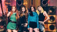 Aplikasi Tik Tok saat ini sedang digandrungi oleh millennials. Tak hanya kaum millennials saja, tapi beberapa idola k-pop juga ikut membuat konten Tik Tok. Siapa saja mereka? (Foto: Soompi.com)