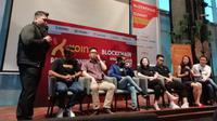 Indonesia Blockchain Summit. Dok: KoinX