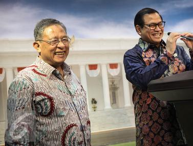 20160329- Pemerintah Keluarkan Paket Kebijakan Ekonomi Jilid XI- Darmin Nasution   dan Pramono Anung- Jakarta- Faizal Fanani