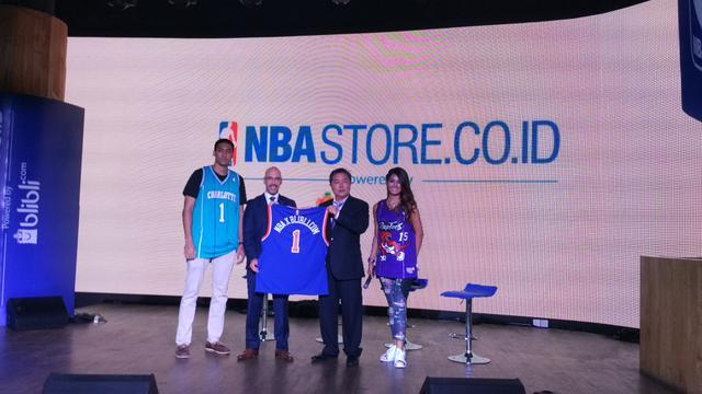 6bd98256595 NBA Buka Toko Online Resmi di Indonesia - Bola Liputan6.com
