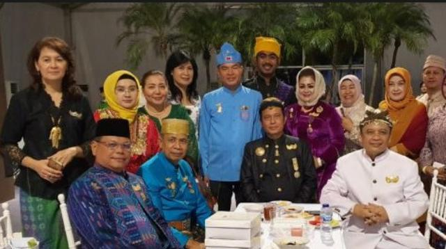 Gusti Pangeran Raja Adipati Arya Jipang II, Barik Barliyan (Foto: Liputan6.com/Barik Barliyan/Ahmad Adirin)