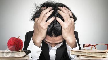 Trik Ampuh Hadapi Stres dalam Pekerjaan