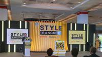 Style Bangkok Fair (SBF) kembali digelar yakni 17-19 Oktober 2019 bertempat di Bangkok International Trade & Exhibition Centre (BITEC), Bangna. (Liputan6.com/Bawono Yadika Tulus)