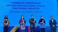 Apresiasi dari Kementerian Pendidikan dan Kebudayaan (Kemendikbud) diberikan kepada PT Astra Daihatsu Motor (ADM)