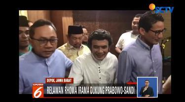 Dukungan ini diberikan atas dasar prihatin dengan kondisi bangsa Indonesia, khususnya dalam bidang kedaulatan dan pemerataan ekonomi.