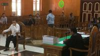 Jaksa Penuntut Umum (JPU) Komisi Pemberantasan Korupsi (KPK), Zainal Abidin mengatakan, pria 47 tahun itu terbukti melakukan perbuatan yang diatur dan diancam pidana dalam Pasal 5 ayat (1) huruf a Undang-Undang Republik Indonesia Nomor 31 Tahun 1999 tentang Pemberantasan Tindak Pidana Korupsi sebaga