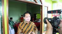 Menteri Dalam Negeri (Mendagri) Tito Karnavian di Kepulauan Anambas, Kamis (4/6/2020). (dok Kemendagri)
