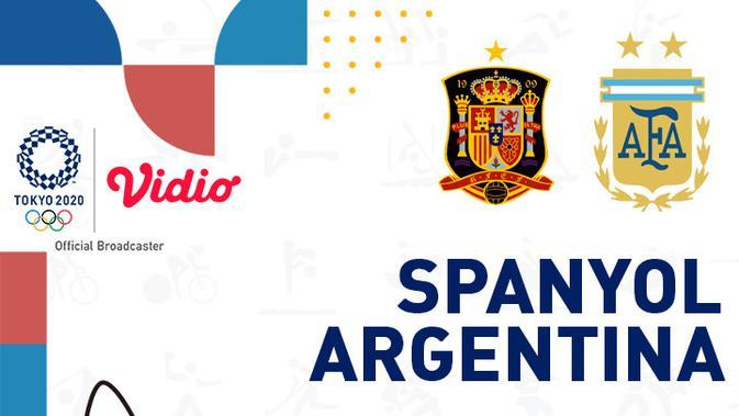 Prediksi Olimpiade Tokyo 2020 Spanyol Vs Argentina ...
