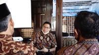 Anggota DPR RI Komisi X dari Fraksi Partai Demokrat, Bramantyo Suwondo. (Putu Merta Surya Putra/Liputan6.com)