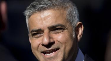 Wali Kota London Sadiq Khan