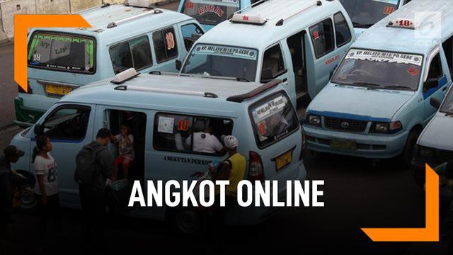 Hadir Angkot Online, Begini Sistem Kerjanya 17 Diputar