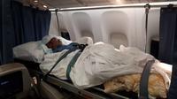 Kantor Urusan Haji (KUH) KJRI Jeddah mulai memulangkan jemaah haji yang sakit dan dirawat di rumah sakit Arab Saudi (RSAS). Dok Kemenag