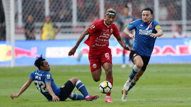 Piala Indonesia 2019 : Persija Jakarta Vs PSM Makassar