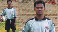 Sopian Hadi, memperkuat Persija senior pada usia masih sangat muda. (Youtube Persija TV)