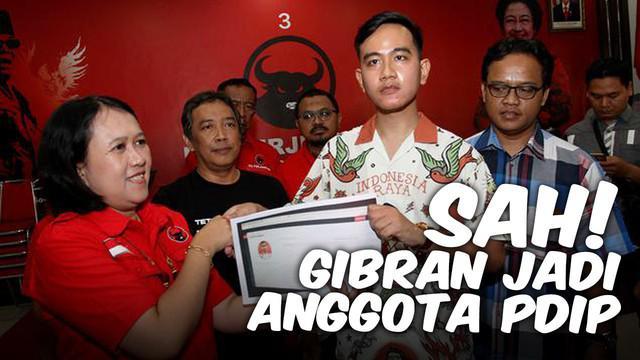 Top 3 hari ini hadir dengan kabar masuknya putra Presiden Jokowi, Gibran Rakabuming Raka menjadi anggota PDIP, OTT KPK terhadap Perum Perindo, serta hujan turun di Sumatera Selatan.
