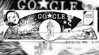 Google Doodle dan Si Penjelajah Nyentrik Fridtjof Nansen (Google)