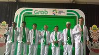 """Legenda-legenda olahraga Indonesia digandeng Grab dalam kampanye """"Kemenangan Itu Dekat"""" menyambut Asian Games 2018, Rabu (18/7/2018). (Bola.com/M. Iqbal Ichsan)"""