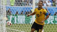 7. Eden Hazard - Penyerang Chelsea (Belgia). (AP/Petr David Josek)