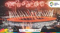 Trivia Kesuksesan Penyelengara Asian Games 2018 (Bola.com/Adreanus Titus)