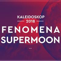 Kaleidoskop 2018 Supermoon