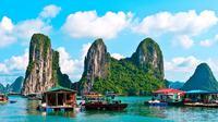Ha Long Bay, Vietnam (Foto: Purewow.com)