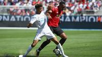 Penyerang Manchester United, Anthony Martial. (AFP/Getty Images/Ezra Shaw)