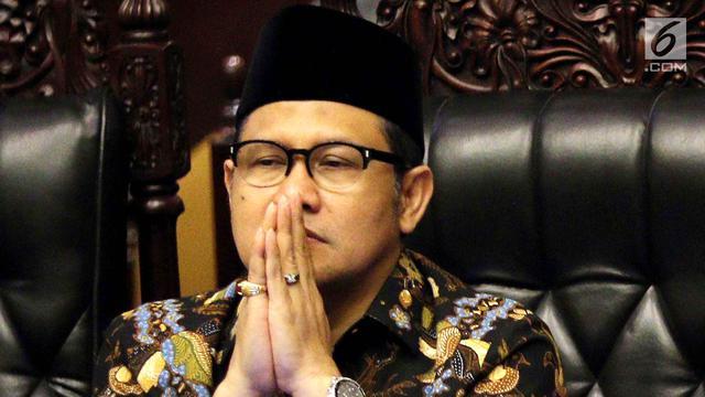 Foto Cak Imin: PKB Tak Mau Ikut Persaingan dengan Tema Agama di Pilpres