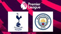 Premier League - Tottenham Hotspur Vs Manchester City (Bola.com/Adreanus TItus)