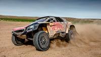 Ganasnya Peugeot 3008 yang Turun di Ajang Reli Dakar (Peugeoot)