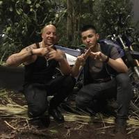 Vin Diesel dan Kris Wu di film sekuel XXX. foto: Instagram