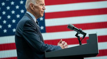Capres AS dari Partai Demokrat: Joe Biden.