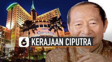 Pengusaha Ciputra meninggal di Singapura pada Rabu (27/11/2019). Jenazah akan dimakamkan di Jakarta.