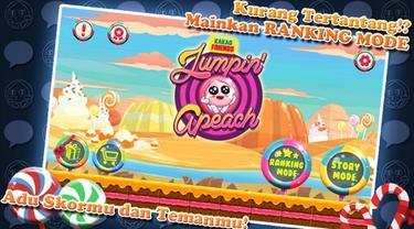 Jumpin' Apeach, Game Pertama yang Berkarakter Kakao Friends