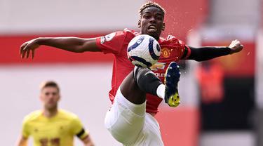 FOTO: Mason Greenwood Borong Dua Gol, Manchester United Bungkam Burnley