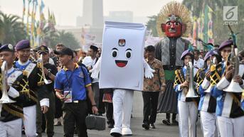Mahfud Md dan Tito Bahas Simulasi Tanggal Pemilu 2024, Opsi 24 April Muncul