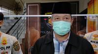 Sekretaris Daerah Kabupaten Bogor Burhanudin. (Liputan6.com/Huyogo Simbolon)
