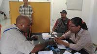 Susahnya Sosialisasi Basmi Malaria di Papua (Photo: Yusron Fahmi)