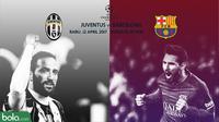 Liga Champions_Juventus Vs Barcelona (Bola.com/Adreanus Titus)