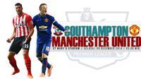 Prediksi Southampton Vs Manchester United (Liputan6.com/Andri Wiranuari)