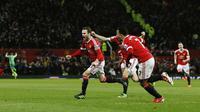 Mata Mencetak Gol Penentu Kemenangan MU atas Watford (Reuters)